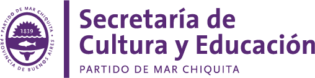 Secretaría de Cultura y Educación del Partido de Mar Chiquita